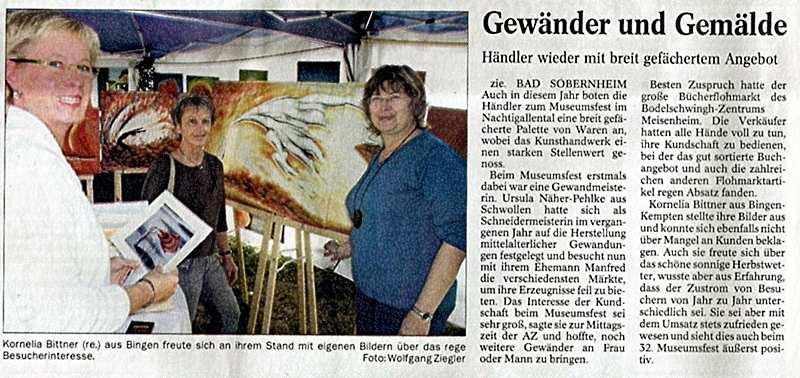 01.10.2007 - Rhein-Main-Presse, Bad Sobernheim