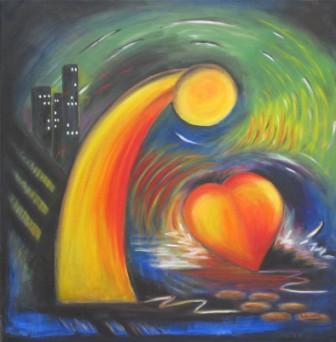 Das gefundene Herz